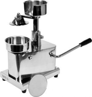 Stroj na hamburger 100 mm - 3