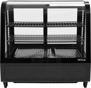 Chladiaca vitrína 100 L - čierna YG-05020