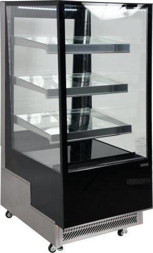 Chladiaca vitrína 300 L - čierna YG-05040 - 1