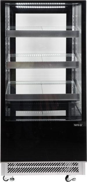 Chladiaca vitrína 300 L - čierna YG-05040