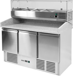 Chladiaci stôl na pizzu 368 L YG-05305 - 1