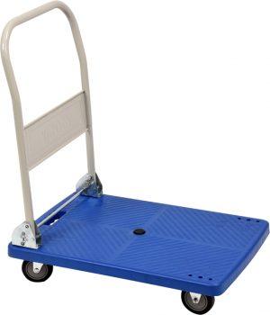 Plošinový vozík plastový - 720x470 mm YG-09085 - 1