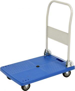 Plošinový vozík plastový - 720x470 mm YG-09085