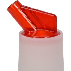 Barmanský dávkovač 1 l - červený - model- YG-07115 -1