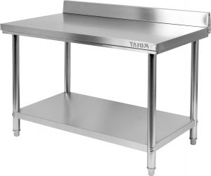 Stôl s policou 1000x600 mm YG-09021 - 1