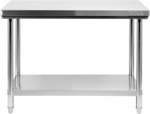 Stôl s policou 1000x700 mm YG-09010