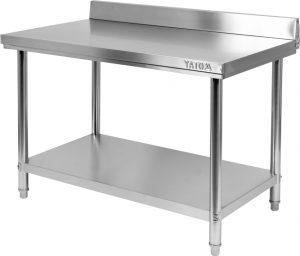 Stôl s policou 800x600 mm YG-09020 - 1