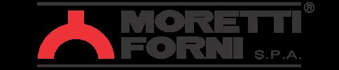 Značka Moretti forni - logo
