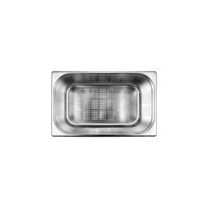 Perforovaná nerezová nádoba GN 1-1 200mm - model- YG-00345 -1