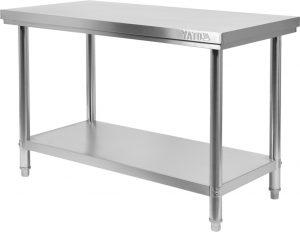Stôl s policou 1400x600 mm YG-09003 - 1