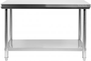 Stôl s policou 1400x600 mm YG-09003