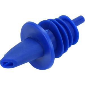 Plastové nalievatko na fľašu - modrá - model- YG-07126 -1