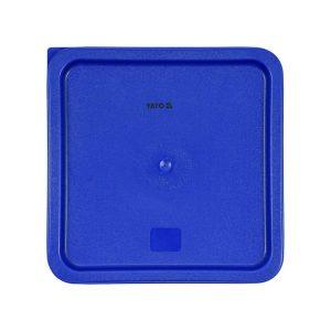 Polypropylénová modrá pokrievka pre nádobu GN 29cm - model- YG-00526 -1