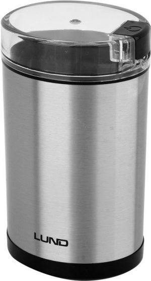 Elektrický mlynček na kávu 150W - nerezový Lund 68480