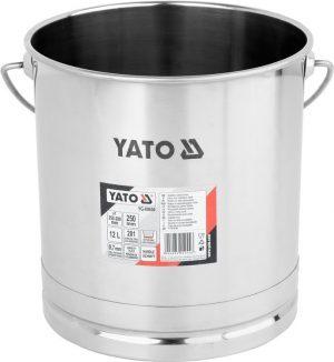 Vedro nerezové 12 L YG-00650