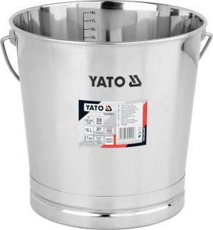Vedro nerezové 16 L YG-00651