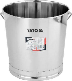 Vedro nerezové 28 L YG-00652